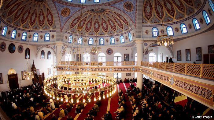مسجد مركيز في دويسبورغ