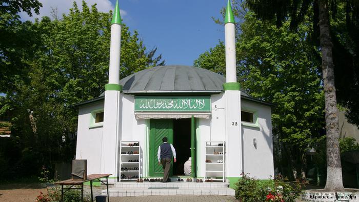 مسجد النور في فرانكفورت