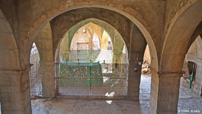 مرقد النبي ناحوم