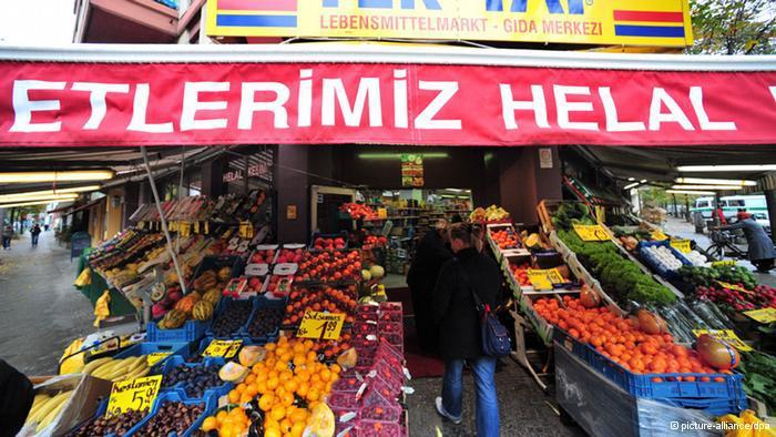 المنتجات الشرقية تنتشر في الأسواق الألمانية