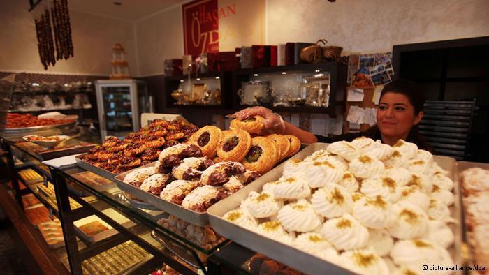 الحلويات والمعجنات جزء لا يتجزأ من موائد الإفطار في ألمانيا