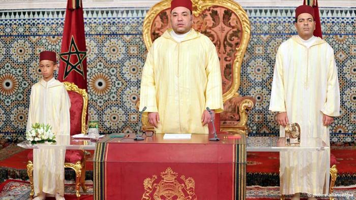المغرب.. جيل ملكي شاب