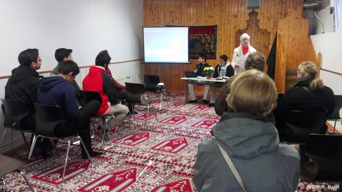 ألمانيا - يوم المساجد المفتوحة من أجل الحوار والتواصل