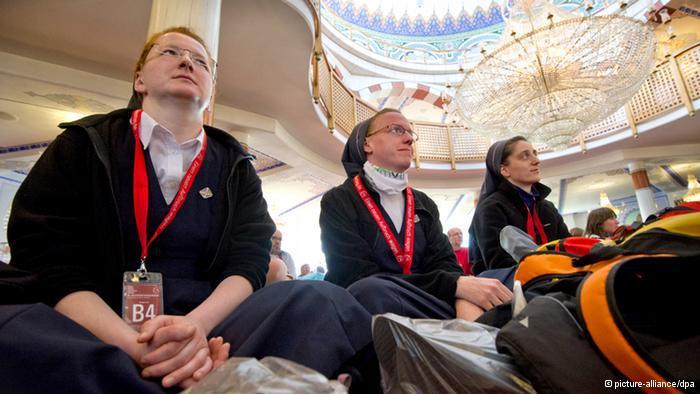 حملة دعائية للترويج ليوم المساجد المفتوحة