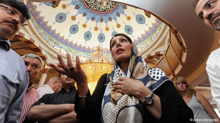 يوم المسجد المفتوح ـ مسلمو ألمانيا وحماية البيئة