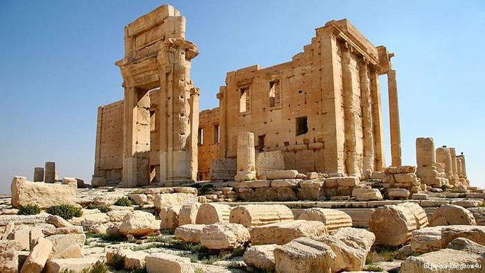 آثار سوريا مهددة