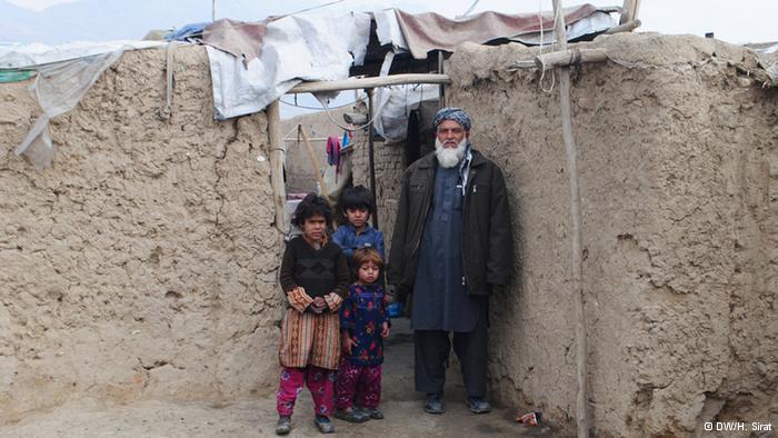 الصراع: العائلات النازحة يعتريها اليأس من الأوضاع في مناطقها غير الآمنة.