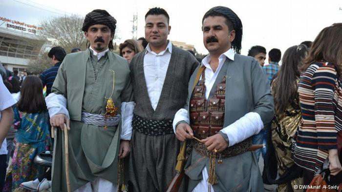 ملابس كردية تقليدية