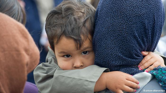 طلب اللجوء في ألمانيا