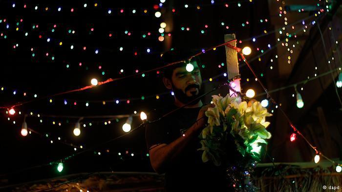 أضواء وزينة رمضان