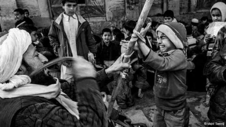 التربية والتعليم بأسلوب أفغاني