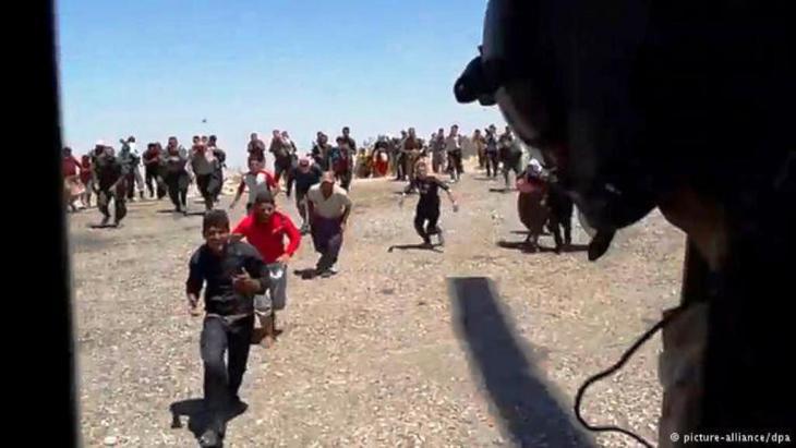 أعلنت الأمم المتحدة أقصى حالات الاستنفار في العراق