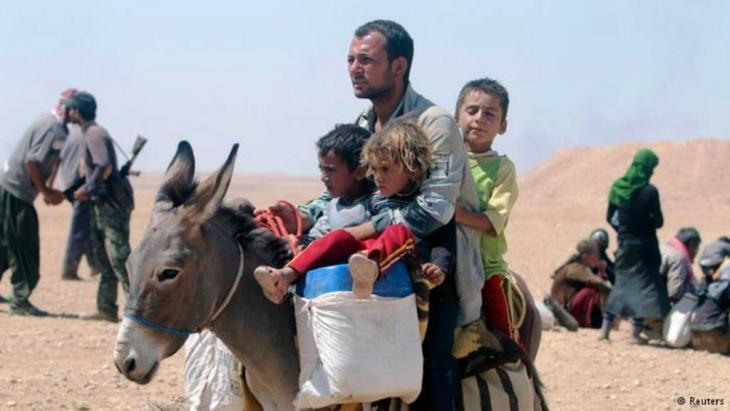 """ميليشيات تنظيم """" الدولة الإسلامية"""" استولت على أموال الأيزيدين"""