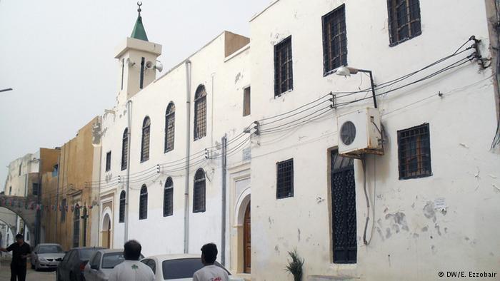 مسجد سيدي الهدار