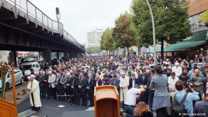 دين المحبة والعدالة  Photo: Ali Almakhlafi