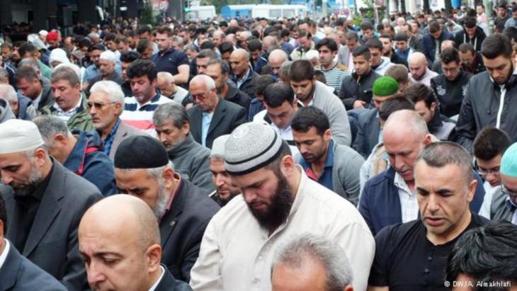 تنديد بالتطرف  Photo: Ali Almakhlafi