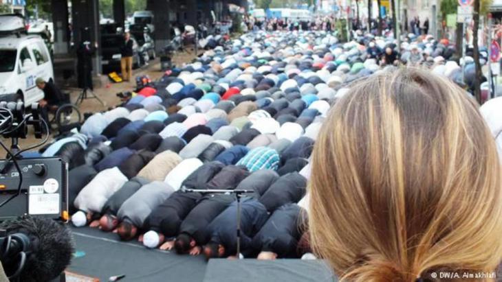 حرية دينية في ألمانيا  Photo: Ali Almakhlafi