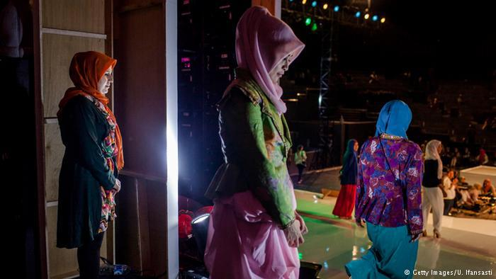 ونظمت الجولة النهائية لمسابقة ملكات الجمال في معبد برامبانان الهندوسي في مدينة يوجياكارتا الاندونيسية، والذي يعود للقرن التاسع، وذلك في لفتة تدل على التعايش الديني بين الهندوس والمسلمين.