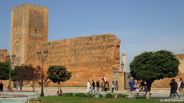 مسجد حسان بالمغرب