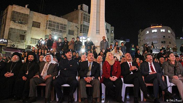 أطلق شارة البدء في ساحة المهد، رئيس الوزراء د. رامي الحمد لله