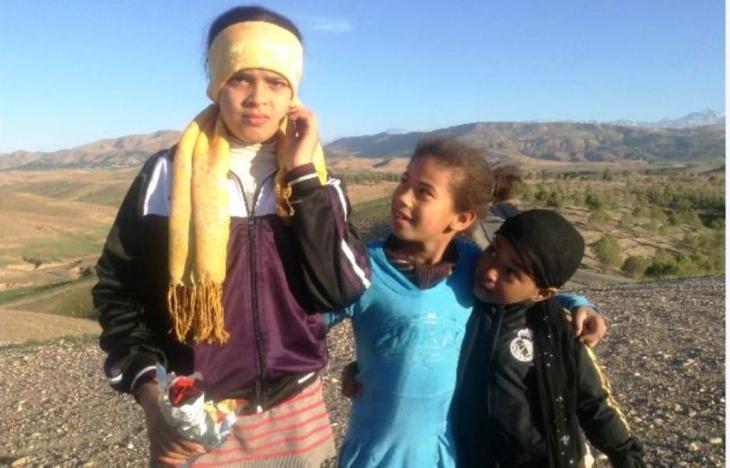 أحلام بريئة..الأطفال المشردين في مراكش