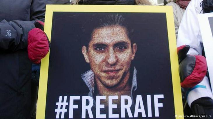 رائف بدوي، القضية الأبرز إعلاميا في مجال انتهاكات حرية التعبير. تعرضُ الناشط والمدون السعودي للجلد أثار موجة تعاطف كبيرة مع قضيته.
