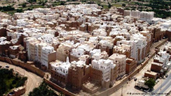 """شبام حضرموت: تعود إلى قبل القرن الـ 16 وتسمى """"مانهاتن الصحراء"""""""