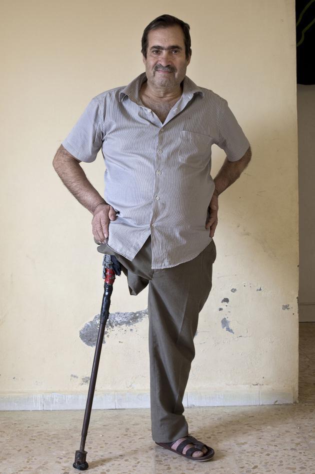 محمود، حقوق الصورة: كاي فيدنهوفر