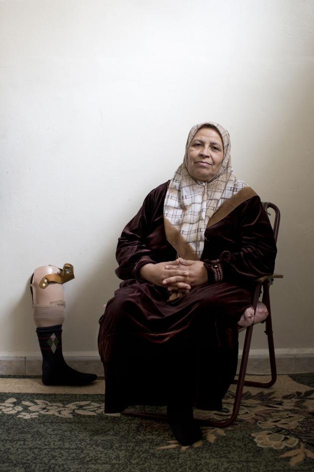 مريم، عمرها 67 عاما. حقوق الصورة: كاي فيدنهوفر