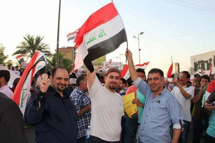 تظاهرات الجمعة الثانية استقطبت اعدادا كبيرة من المثقفين والليبراليين والاعلاميين والصحفيين