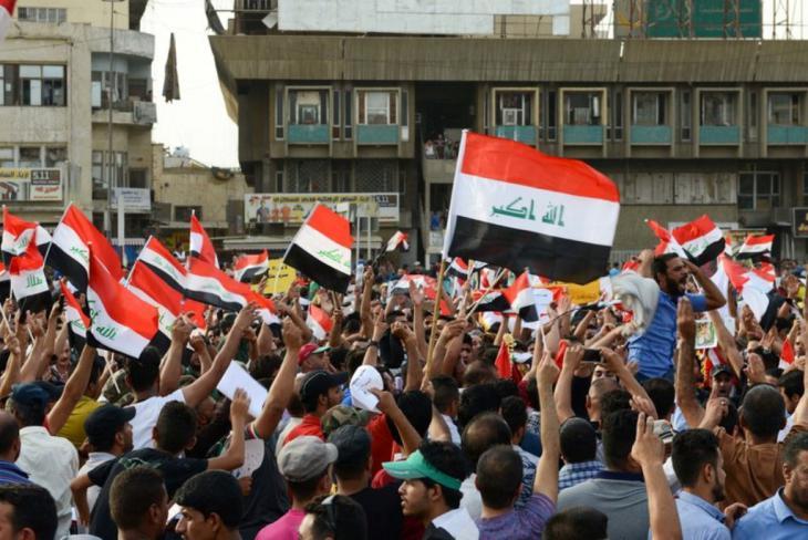 في الجمعة الثانية شهدت أغلب المدن العراقية تظاهرات حاشدة تطالب في الغالب بالقضاء على الفساد ومحاسبة المفسدين، فيما نقلت وسائل الأعلام والصحف العراقية مشاهد من تلك التظاهرات ومطالب المتظاهرين التي كان اغلبها يطالب بحل مجالس المحافظات ومحاسبة المفسدين.