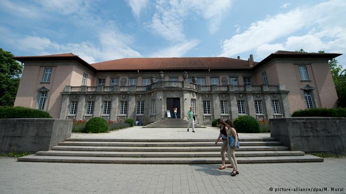مكتبة جامعة توبينغين
