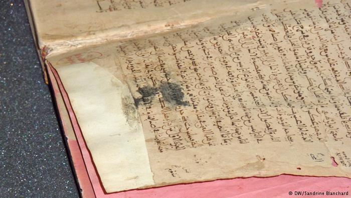 من مخطوطات تمبكتو