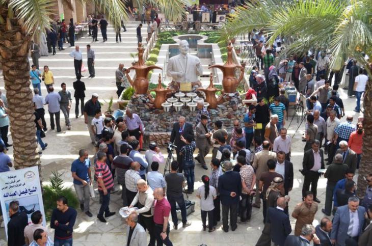 شارع المتنبي حيث النشاط الثقافي - بغداد: حقوق الصورة: علي الغرباوي