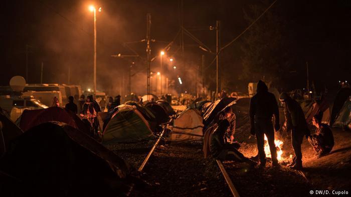 أوضاع اللاجئين في أوروبا