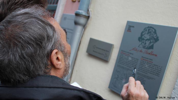 تعلم الاجئين الألمانية في الشارع...ممارسة عملية فريدة