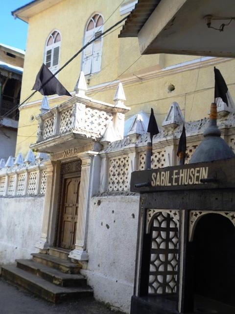 مسجد شيعي في مدينة ستون تاون: العمارة الإسلامية ... زنجبار موطن للتنوع والتسامح الدينيArian Faribors