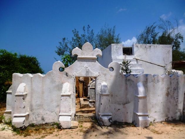مسجد في جزيرة شومب: العمارة الإسلامية ... زنجبار موطن للتنوع والتسامح الدينيArian Faribors