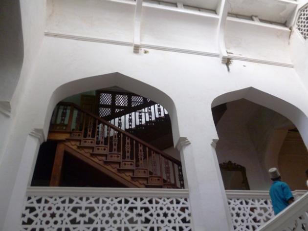 قصر السلطان من الداخل: العمارة الإسلامية ... زنجبار موطن للتنوع والتسامح الدينيArian Faribors