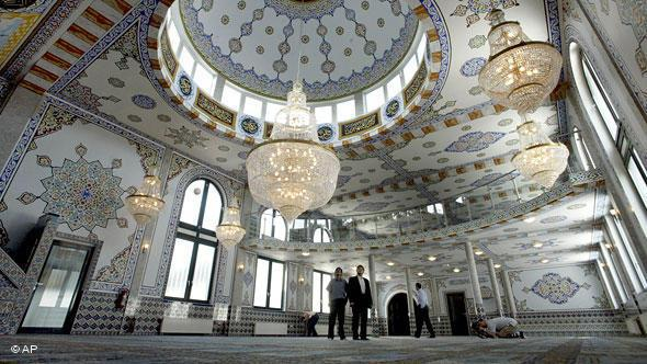 مساجد في ألمانيا