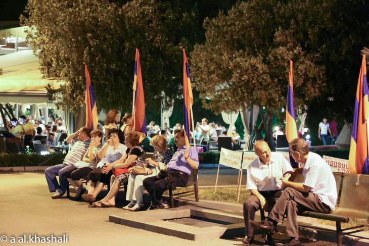 جولة في العاصمة الأرمينية يريفان