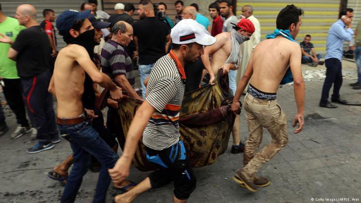 الإرهاب يهز قلب العالم الإسلامي في أقدس شهر إسلامي