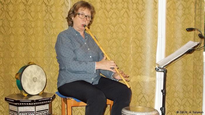 مواطنون ألمان يعشقون الموسيقى العربية