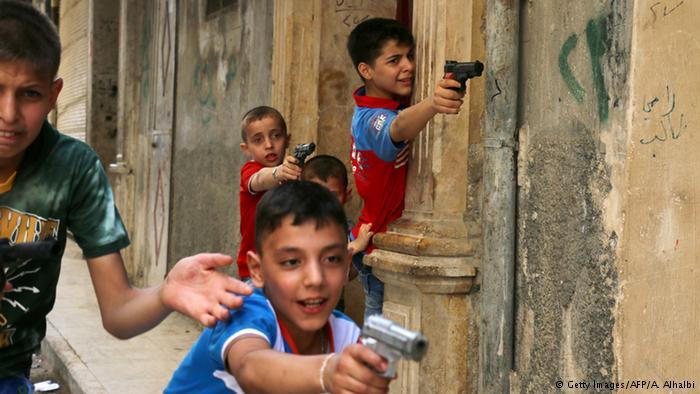 حلب...من حاضرة سوريا الاقتصادية إلى صحراء للموت