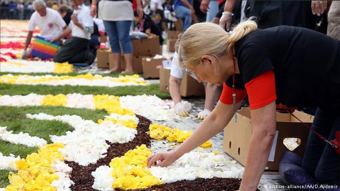 بروكسل تحتفل بالمهاجرين وبصداقتها مع شعوب العالم
