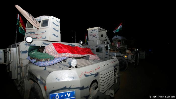 تحذيرات من وقوع كارثة إنسانية في معركة الموصل