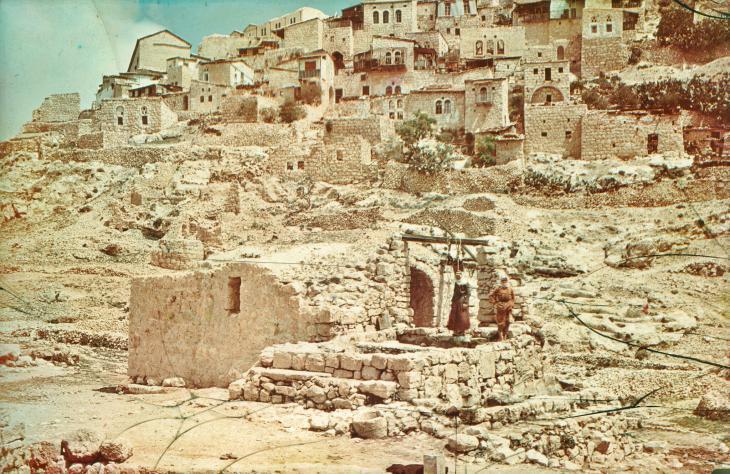 فلسطين مطلع القرن العشرين - صور الباحث الألماني غوستاف دالمان لحبيبته القدس