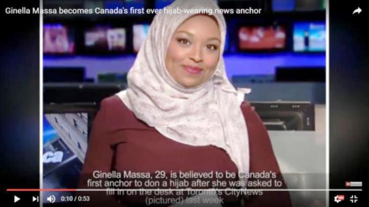شخصيات عربية ومسلمة تركت أثراً عام 2016  Ginella Massa