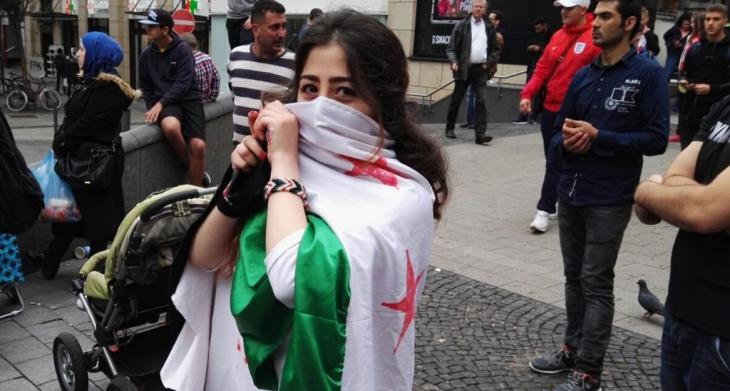 هزار السورية تجسيد لوعي شباب الثورات العربية