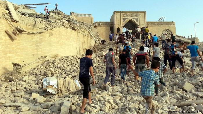 """معالم أثرية في مواجهة الحروب والتزمت باسم الإسلام – لماذا لم يحطِّم """"داعش"""" جميع """"الأصنام""""؟"""
